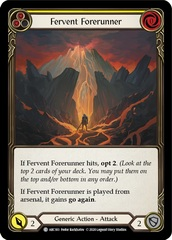 Fervent Forerunner (Yellow) - Unlimited Edition