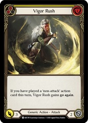 Vigor Rush (Yellow) - Unlimited Edition