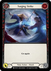 Surging Strike (Blue) - Unlimited Edition