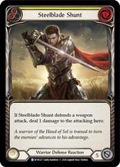 Steelblade Shunt (Yellow) - Unlimited Edition