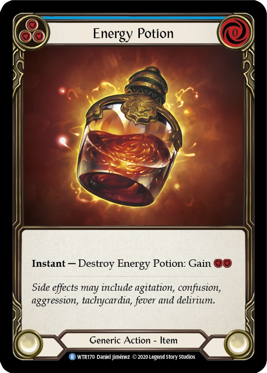 Energy Potion - Unlimited Edition