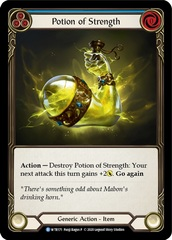 Potion of Strength - Rainbow Foil - Unlimited Edition
