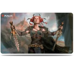 Ultra Pro - Commander Legends Playmat - Jeska, Thrice Reborn