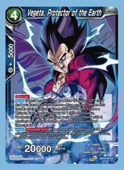 Vegeta, Protector of the Earth - EX15-02 - EX