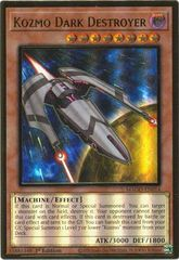 Kozmo Dark Destroyer - MAGO-EN014 - Premium Gold Rare - 1st Edition