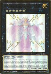 Beatrice, Lady of the Eternal - MAGO-EN035 - Premium Gold Rare - 1st Edition on Channel Fireball