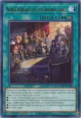 Noble Knights of the Round Table - MAGO-EN086 - Gold Rare - 1st Edition