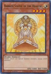 Barrier Statue of the Heavens - MAGO-EN116 - Gold Rare - 1st Edition on Channel Fireball
