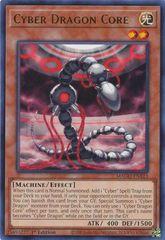 Cyber Dragon Core - MAGO-EN123 - Gold Rare - 1st Edition on Channel Fireball