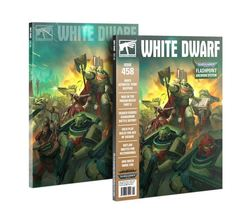White Dwarf 458  (English)