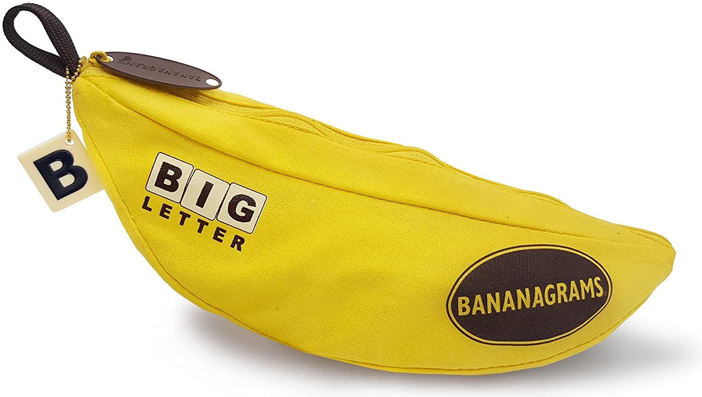Big Letter Bananagrams
