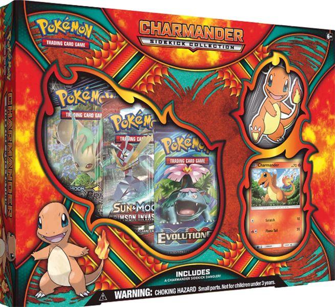Charmander Sidekick Collection