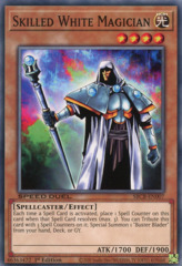 Skilled White Magician - SBCB-EN007 - Common - 1st Edition