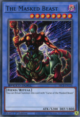 The Masked Beast - SBCB-EN116 - Common - 1st Edition