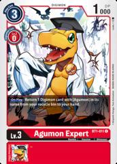 Agumon Expert - BT1-011 - C