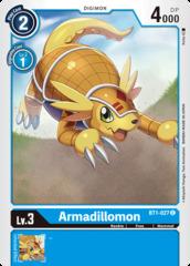 Armadillomon - BT1-027 - C