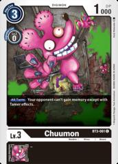 Chuumon - BT3-061 - C