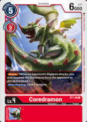 Coredramon - ST1-06 - C