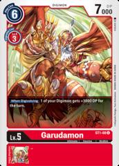 Garudamon - ST1-08 - U