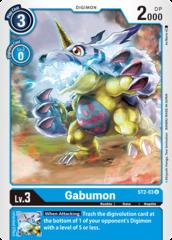 Gabumon - ST2-03 - U