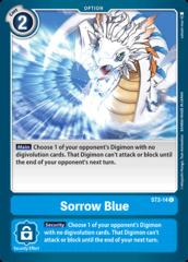 Sorrow Blue - ST2-14 - C