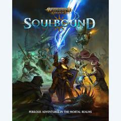 Warhammer Age Of Sigmar Rpg: Soulbound - Rulebook