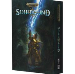 Warhammer Age Of Sigmar Rpg: Soulbound - Collector's Edition Rulebook