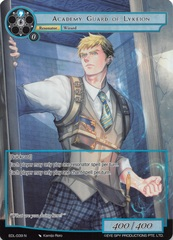 Academy Guard of Lykeion - EDL-039 - N - Full Art