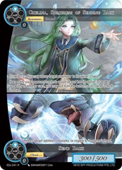Chelina, Sorceress of Sending Back // Send Back - EDL-041 - R - Foil