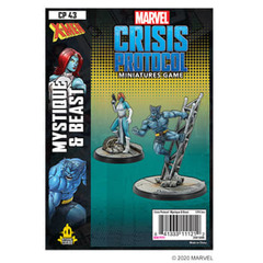 Marvel: Crisis Protocol - Character Pack Mystique & Beast