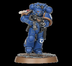 Space Marines - Brother Gaiun