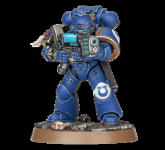 Space Marine - Brother Promethor