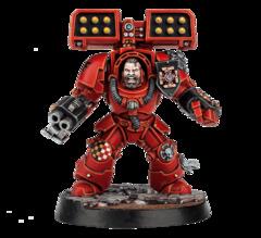 Space Marines - Brother Ebellius