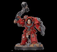 Space Marines - Brother Aramus