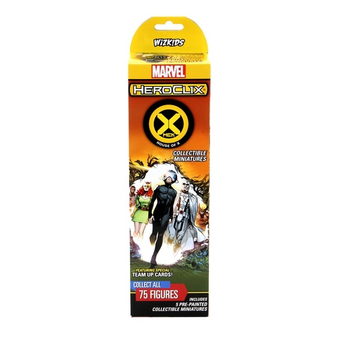 HeroClix: X-Men House of X Booster Pack