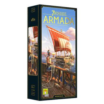 7 Wonders (Second Edition): Armada (2020)