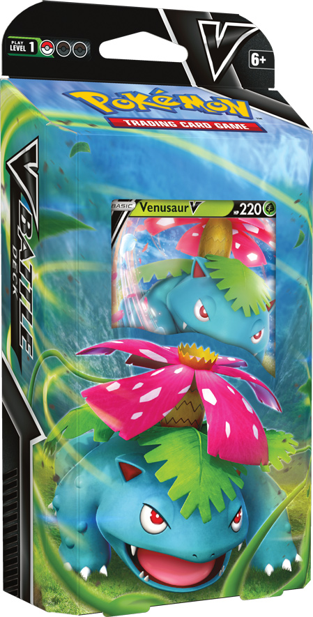 V Battle Decks - Venusaur V