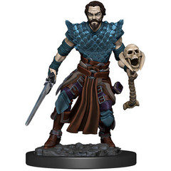 D&D Premium Painted Figure: W4 Male Human Warlock