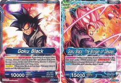 Goku Black // Goku Black, The Bringer of Despair - BT2-036 - UC - Revision Pack 2020