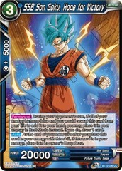 SSB Son Goku, Hope for Victory - BT10-036 - UC - Revision Pack 2020