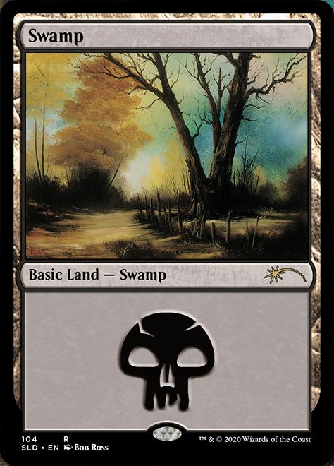 Swamp (104) - Happy Little Gathering