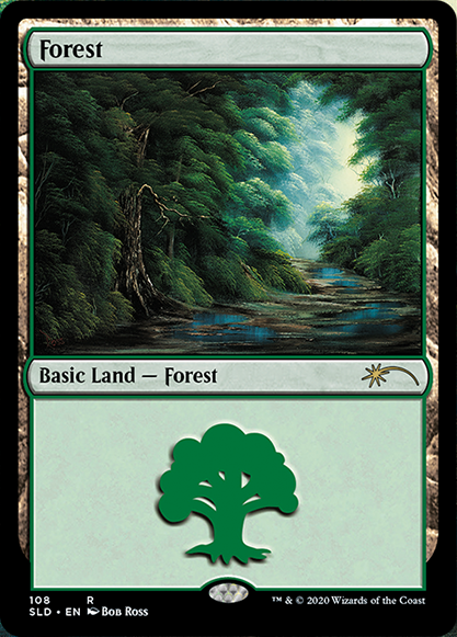 Forest (108) - Happy Little Gathering