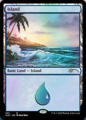 Island (102) - Foil - Happy Little Gathering