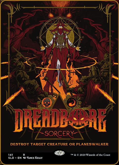 Dreadbore