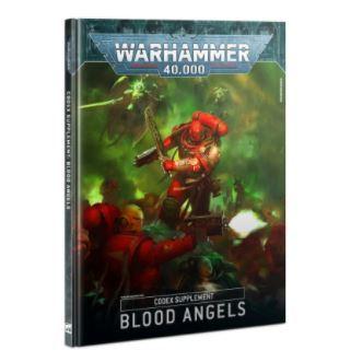 Codex Supplement: Blood Angels (Hb) (English)