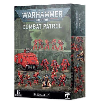 Warhammer 40k Combat Patrol Blood Angels