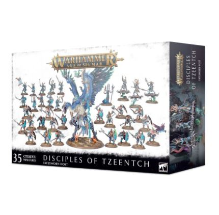 Disciples Of Tzeentch Battleforce: Fatesworn Host