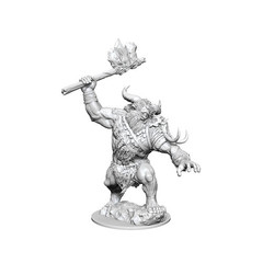 Magic: The Gathering Unpainted Miniatures: Borborygmos (Cyclops)
