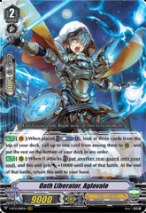 Oath Liberator, Aglovale - V-BT12/009EN - RRR
