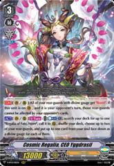 Cosmic Regalia, CEO Yggdrasil - V-BT12/011EN - RRR